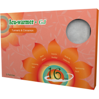 Acuwarmer GJ - Turmeric & Cinnamon